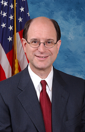 US Democrat, Bradley Sherman, (Image from bradsherman.house.gov)