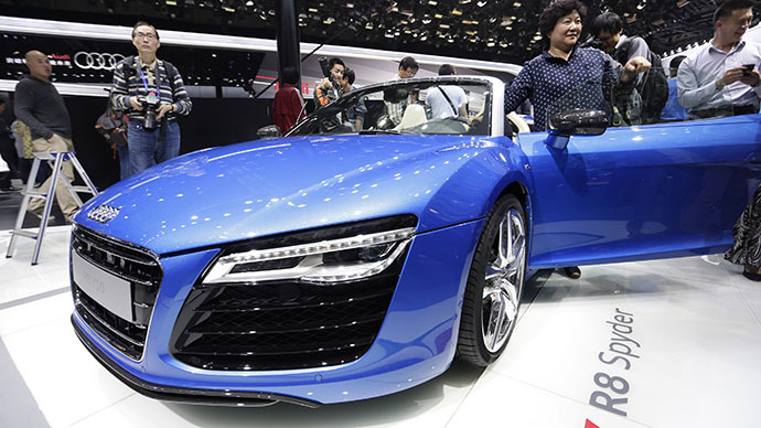 ​China fines Chrysler, Audi $46mn for price fixing
