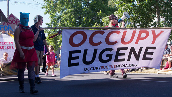 Judge sides with Occupy Eugene: '1st Amendment does not go to sleep at 5 p.m.'