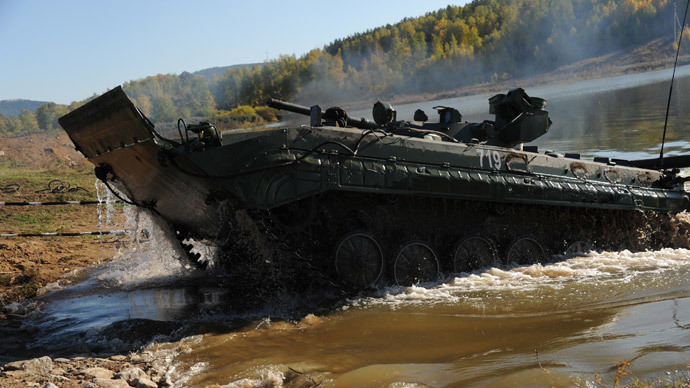 ​Surprise drill puts over 100,000 troops through their paces in Russia's Far East