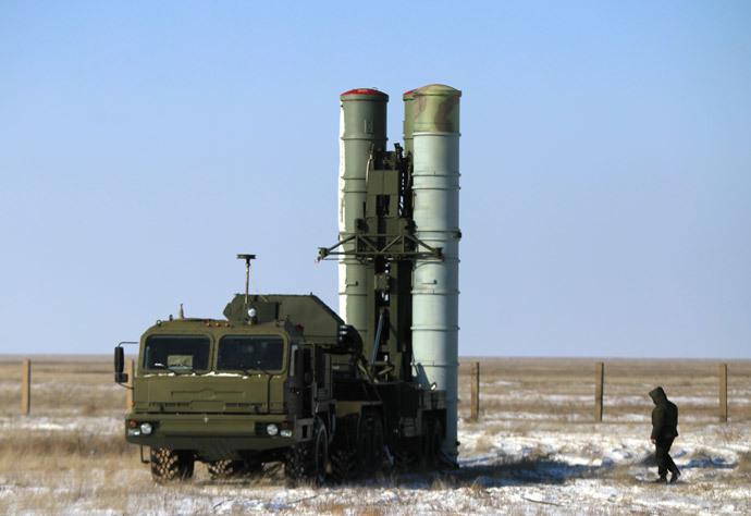 S-400 Triumf.(RIA Novosti / Valeriy Melnikov)