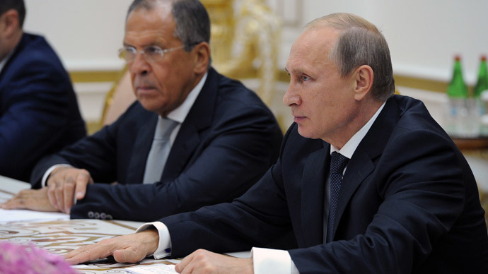 Moscow on sanctions: 'EU unwilling to see Russia's efforts on Ukraine'