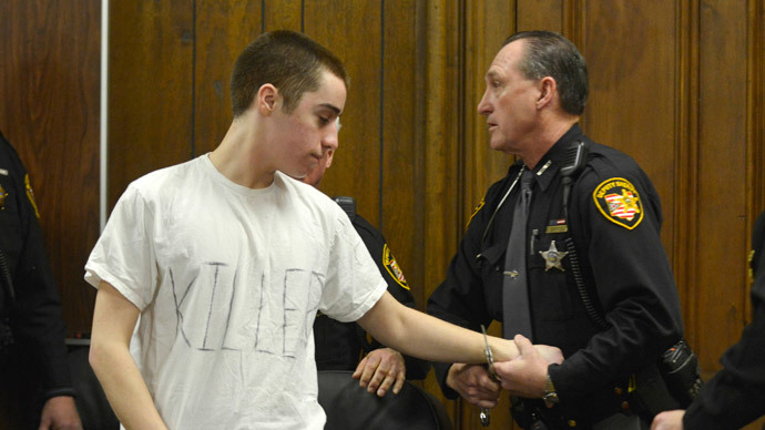 Convicted Ohio school shooter captured after escaping prison