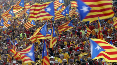 Catalan parliament approves November independence vote