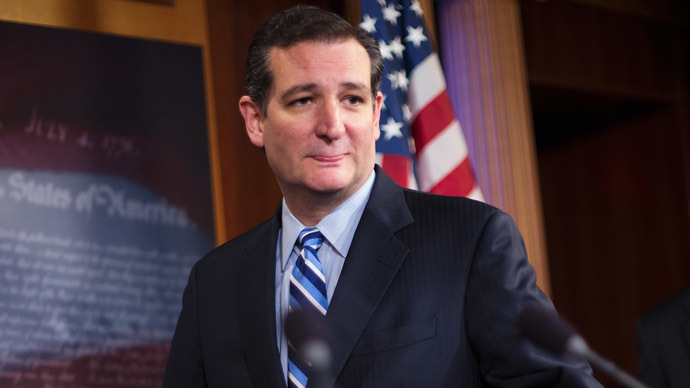 Senator Ted Cruz booed off stage by Christian group for supporting Israel