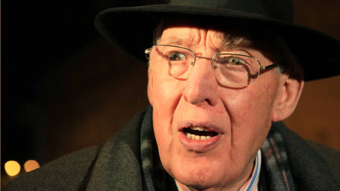 Dr Ian Paisley (AFP Photo)