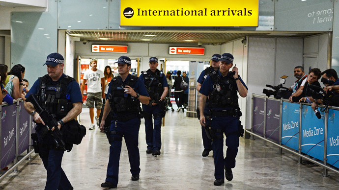 New US-UK security deal means tougher checks for air passengers