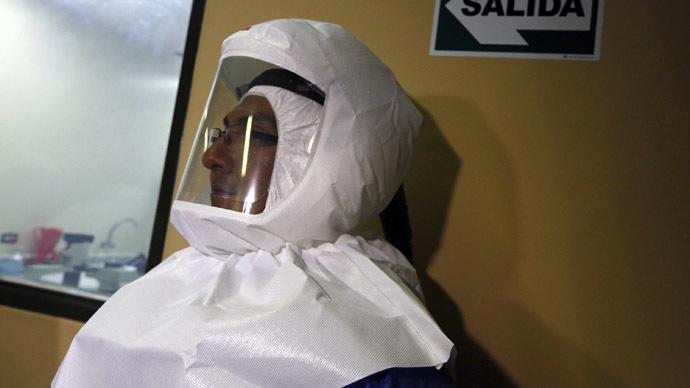 Ebola worst-case scenario: Over half a million people infected