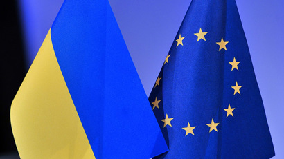 Ukraine and EU ratify landmark Association Agreement