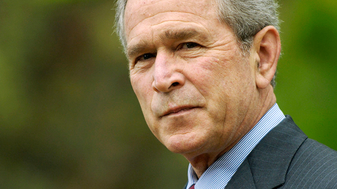 US 6th-graders told to compare 'power abusers' Hitler and Bush