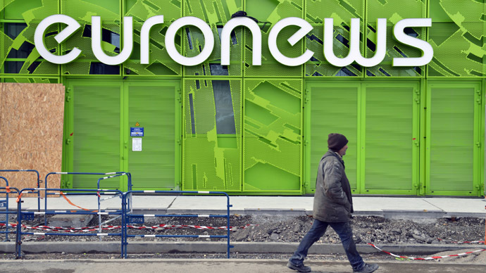Euronews faces ban on Russian broadcasting over alleged hate report