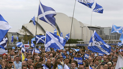 ​The agony of defeat: Public reaction Scottish referendum