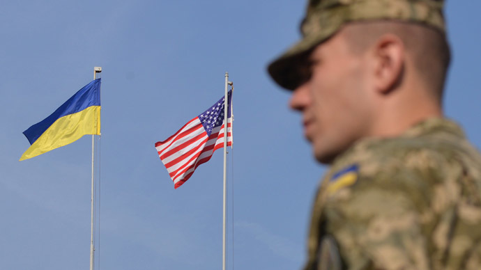 Ukraine hosts military drills led by US and joined by NATO