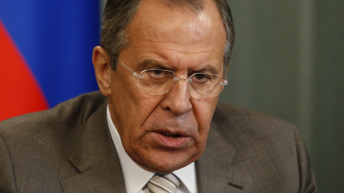Russia tops ISIS threat, Ebola worst of all? Lavrov puzzled by Obama's UN speech