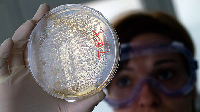 Superbug time bomb: FDA vets only 10% of antibiotics that farm animals share with humans