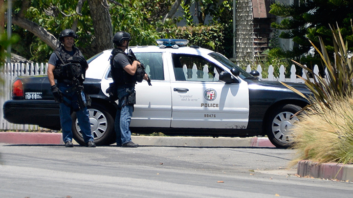LAPD launches probe into detainment of 'Django' actress