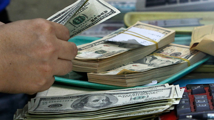 Debt retrievers seizing money from American paychecks – study