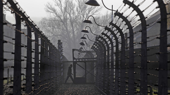 Former Auschwitz guard charged over 300,000 deaths in Nazi death camp role