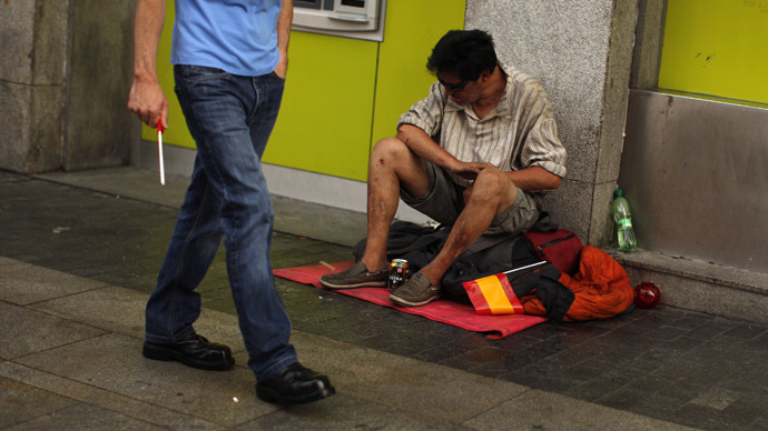 Social injustice index 'highly explosive' in Europe – report
