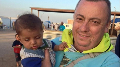 Radical cleric urges ISIS to release British hostage Alan Henning