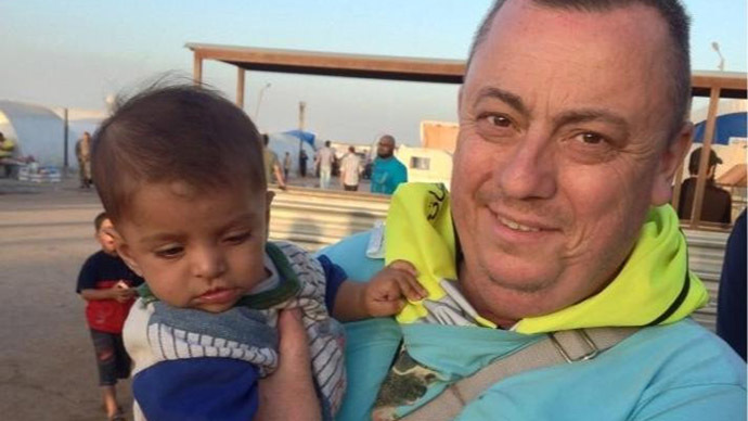 Al-Qaeda urged ISIS to release UK aid worker following his abduction