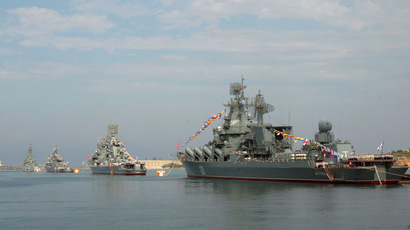 Russia to boost military capabilities in Crimea, Kaliningrad, Arctic