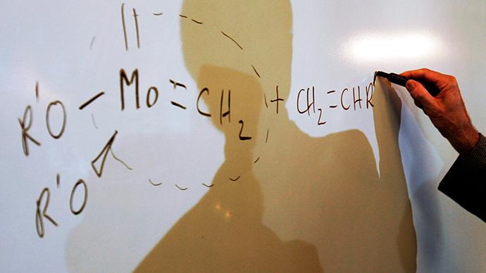 Real-life 'Breaking Bad': Chemistry teacher brings date-rape drug recipes to school