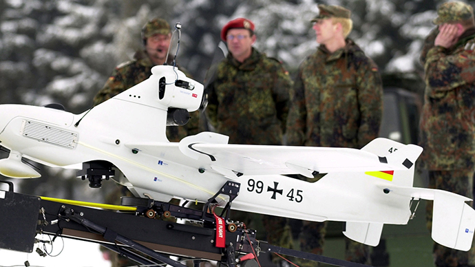 Germany and France consider sending drones to Ukraine