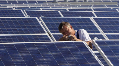 Germany goes green, forces energy companies abroad