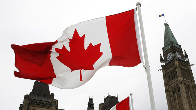 New Canadian sanctions 'unacceptable' - Moscow