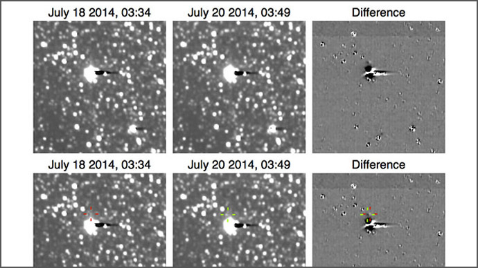 Hydra close-up: New Horizons probe captures Pluto's tiny moon