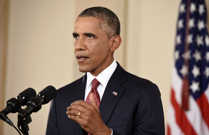 U.S. President Barack Obama (Reuters/Saul Loeb)