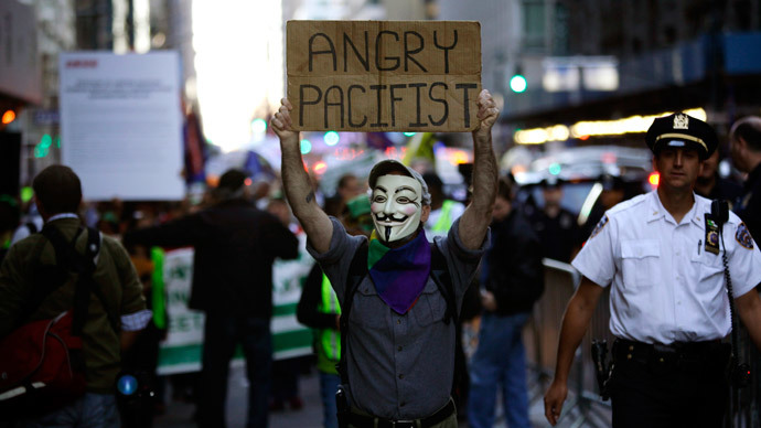 Occupy group abolishes nearly $4 million in student loan debt