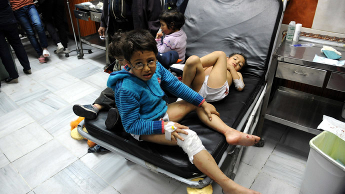 15 Syrian children dead following UN measles vaccination campaign