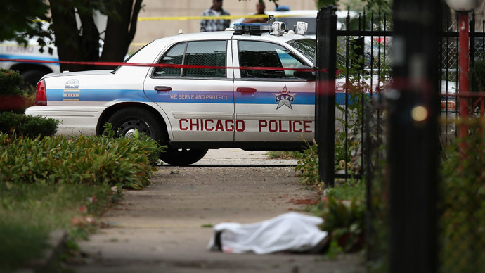 Americans think Chicago is most dangerous US city, even as crime drops