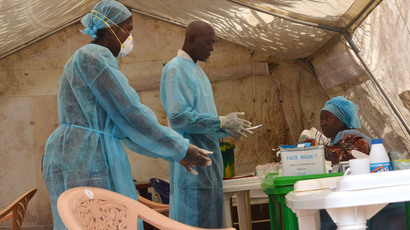 Ebola worst-case scenario: Over half a million people infected