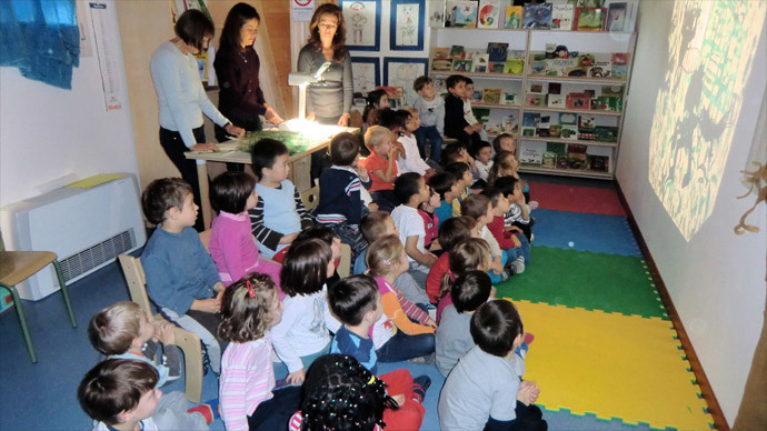'My son the only Italian': Mother says her boy solo at school among 65 foreigners