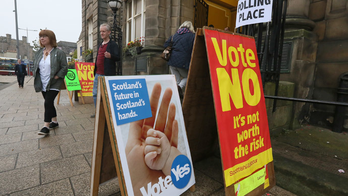 The votes are in: How 'yes' vote will change Scotland's economy