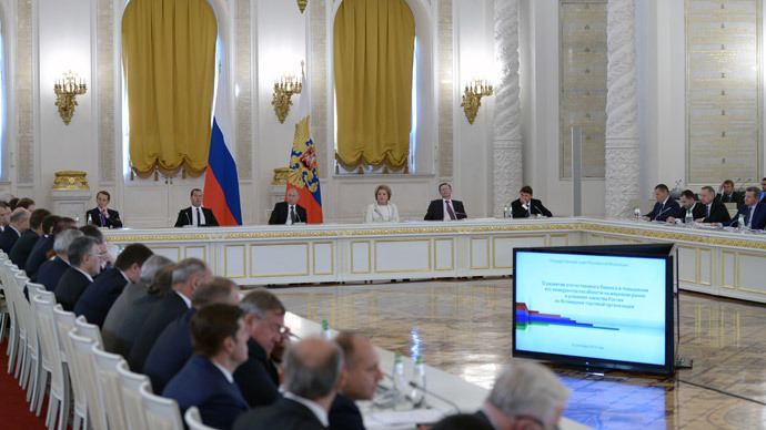 Sanctions against Russia 'violate' core principles of WTO – Putin