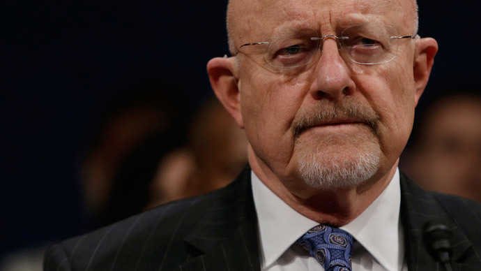 Intelligence Director Clapper insists he didn't lie to Congress — but 'misspoke' about NSA spying