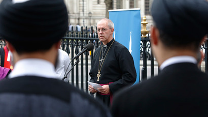 ​'Bizarre' Bible ban: Is Christianity declining in Britain?