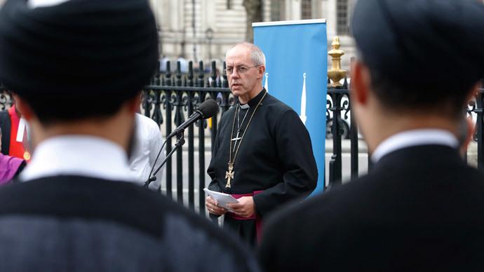Doubting Thomas: UK Archbishop unsure of God's existence