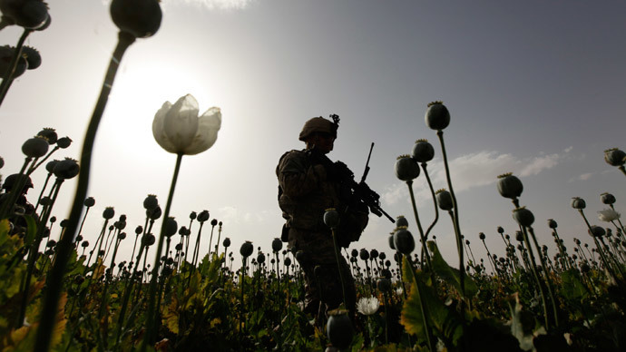 'Historic high': Afghan drug crime to further deteriorate after US withdrawal, says Russia