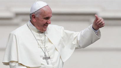 'Hidden death penalty:' Pope Francis calls for end to life sentences