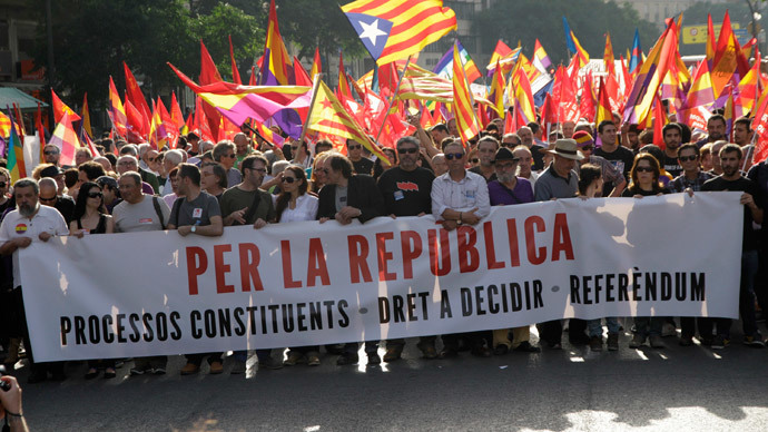 Catalan president to sign decree calling for independence 'consultation' vote