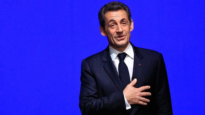 Sarkozy announces return to French political sphere