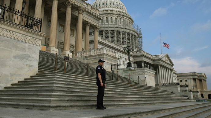 After 8 days of work, historically unproductive, unpopular Congress goes home to campaign