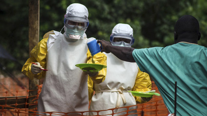 US predicts Ebola could infect 1.4 mn by end of January