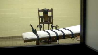 Amnesty International slams US in death penalty report for executing mentally disabled prisoners
