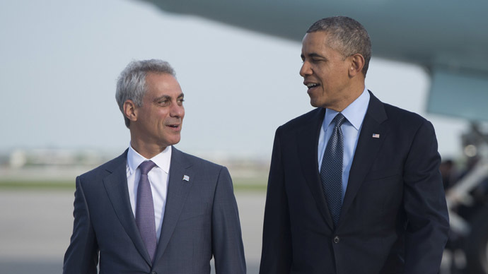 Chicago mayor abandons plan to name high school after Obama
